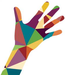 Within Reach_Hand2, from Refl 2017-18 Logo