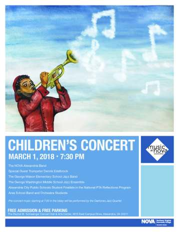 Children's Concert Flyer 2018